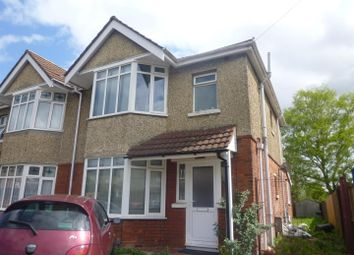 Thumbnail 3 bed property to rent in Upper Shaftesbury Avenue, Southampton