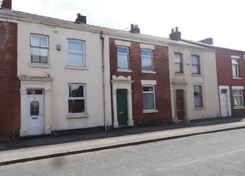Thumbnail 3 bed terraced house for sale in Roebuck Street, Ashton-On-Ribble, Preston