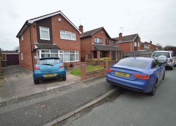 Thumbnail 3 bed detached house for sale in Atherstone Close, Redditch