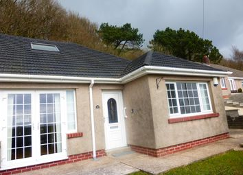 Thumbnail 3 bed bungalow to rent in Park Crescent, Lonlas, Neath