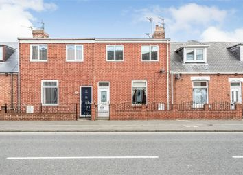 3 bed terraced house for sale in Frederick Terrace, Easington Lane, Houghton Le Spring, Tyne And Wear DH5