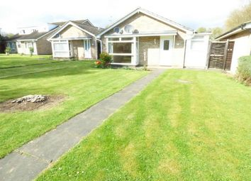 Thumbnail 2 bed detached bungalow for sale in Walcot Walk, Peterborough, Cambridgeshire