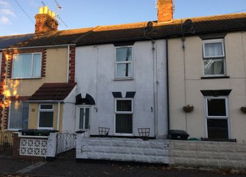 Thumbnail 2 bed terraced house for sale in 11 Ordnance Road, Great Yarmouth, Norfolk