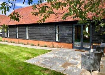 Thumbnail 3 bed barn conversion for sale in Hubbards Close, Hillingdon