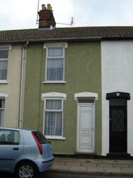 Thumbnail 2 bed terraced house to rent in Bulstrode Road, Ipswich, Suffolk