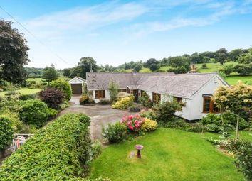 Thumbnail 3 bed bungalow for sale in Llanrhaeadr, Denbigh, Denbighshire, North Wales