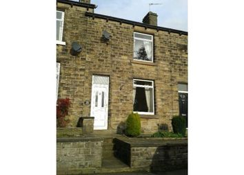 Thumbnail 2 bed terraced house to rent in Royd Street, Slaithwaite, Huddersfield