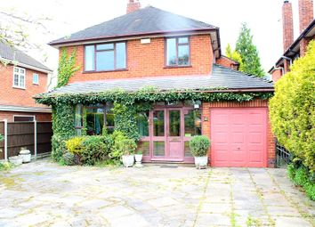 Thumbnail 3 bed detached house for sale in Coventry Road, Bulkington, Bedworth, Warwickshire