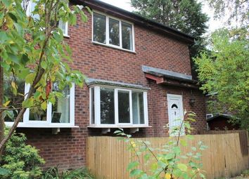 Thumbnail 1 bed semi-detached house for sale in Millersdale Court, Shirebrook, Glossop