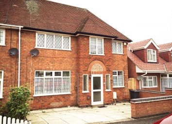 Thumbnail 3 bedroom semi-detached house for sale in Avoca Close, Leicester