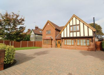 Thumbnail 4 bedroom detached house for sale in Rushmere Road, Ipswich