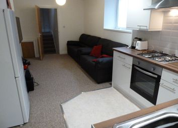 Thumbnail 3 bed flat to rent in First Floor Flat, Room 1 - Wake Street, Plymouth