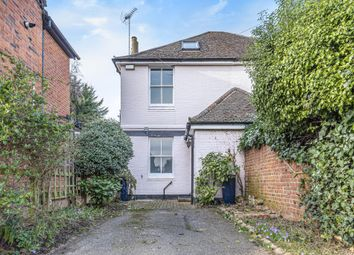 3 bed semi-detached house for sale in Henley On Thames, Oxfordshire RG9