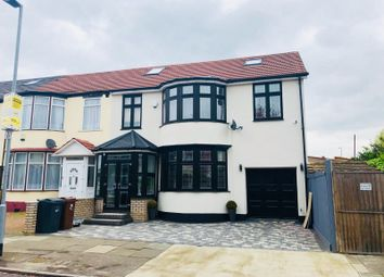 Thumbnail 6 bed semi-detached house to rent in Lyndhurst Gardens, Barking, Essex