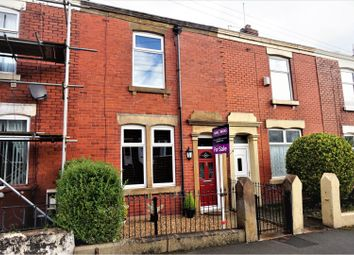 Thumbnail 2 bed terraced house for sale in Plantation Road, Blackburn