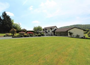 Thumbnail 5 bed detached house for sale in Fagl Lane, Hope, Wrexham