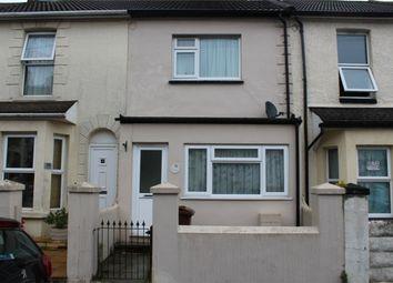 2 bed terraced house for sale in Waterloo Road, Gillingham, Kent ME7