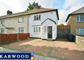 Thumbnail 3 bed end terrace house for sale in South Avenue Gardens, Southall