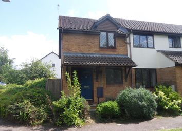 Thumbnail 2 bed end terrace house to rent in The Glebe, Lavendon, Olney