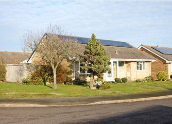 Thumbnail 3 bed detached bungalow for sale in Harford Close, Pennington, Lymington
