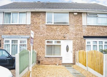 Thumbnail 2 bed terraced house for sale in Almond Rise, Forest Town, Mansfield