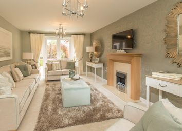 "Thumbnail 4 bed detached house for sale in ""Alnwick"" at Pedersen Way, Northstowe, Cambridge"
