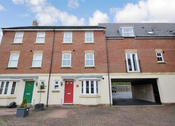 Thumbnail 4 bedroom town house for sale in Vistula Crescent, Haydon End, Swindon