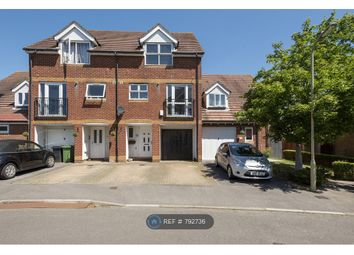 Thumbnail 4 bed terraced house to rent in Angelica Way, Whiteley, Fareham