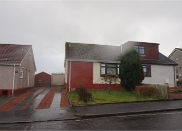 Thumbnail 2 bed semi-detached house to rent in Springhill Avenue, Crosshouse