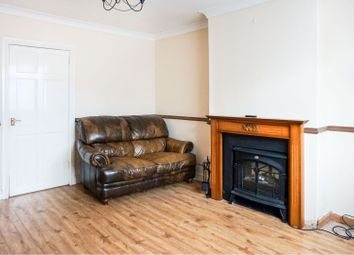Thumbnail 3 bed end terrace house for sale in George Street, Church Gresley, Swadlincote