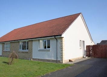 Thumbnail 3 bedroom semi-detached bungalow to rent in Culduthel Mains Crescent, Inverness