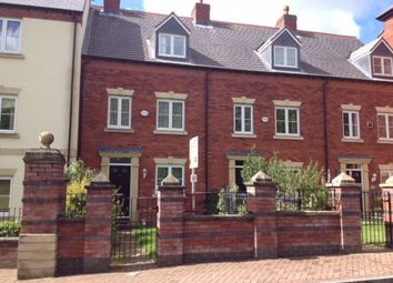 Thumbnail 3 bed town house to rent in Danvers Way, Fulwood, Preston