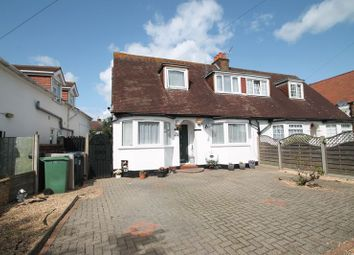 Thumbnail 3 bed semi-detached bungalow for sale in Eastmead Avenue, Greenford
