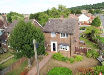 Thumbnail 3 bed detached house for sale in High Street, Wouldham, Rochester