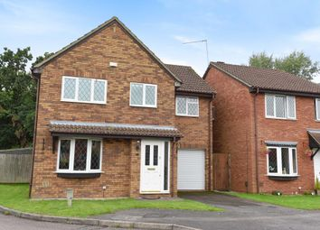 Thumbnail 4 bed detached house to rent in Winnersh, Berkshire