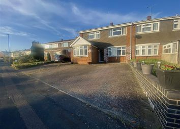 Thumbnail 4 bed semi-detached house for sale in Redgrave Gardens, Luton