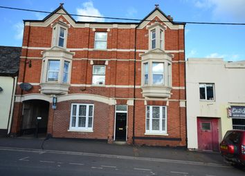Thumbnail 2 bedroom flat for sale in Bevin Court, Crediton