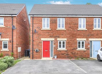 Thumbnail 2 bed semi-detached house for sale in Low Gill View, Marton-In-Cleveland, Middlesbrough