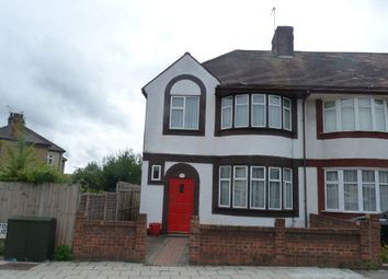 Thumbnail 3 bed end terrace house for sale in Hamilton Avenue, Barkingside