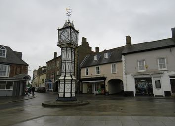 Thumbnail 1 bedroom flat to rent in Market Place, Downham Market
