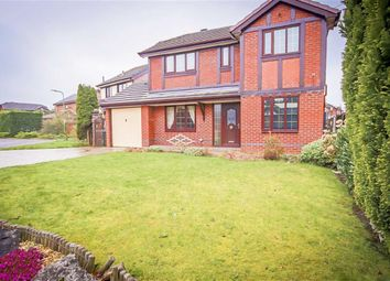 Thumbnail 3 bed detached house for sale in Willow Park, Oswaldtwistle, Lancashire