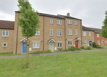 Thumbnail 3 bed town house for sale in Kings Avenue, Ely