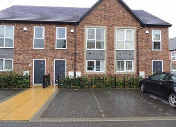Thumbnail 3 bed terraced house for sale in Weaver Close, Hazel Grove, Stockport