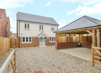 Thumbnail 4 bed detached house for sale in Church Lane, Widdington, Nr Saffron Walden, Essex