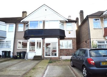 Thumbnail 3 bed terraced house for sale in Rayford Close, Dartford