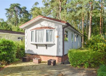Thumbnail 1 bedroom property for sale in California Country Park Homes, Nine Mile Ride, Finchampstead, Wokingham