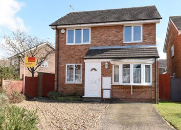 Thumbnail 3 bed detached house for sale in Bissley Drive, Maidenhead