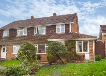 Thumbnail 4 bed semi-detached house for sale in Hedge Hill Road, East Challow, Wantage