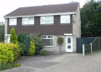 Thumbnail 3 bed semi-detached house to rent in Fenchurch Close, Nottingham