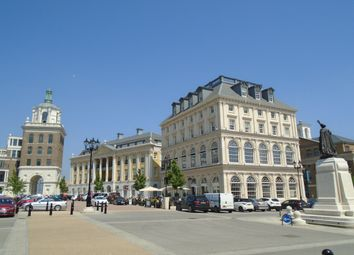 Thumbnail 2 bed flat to rent in Hamslade Street, Poundbury, Dorchester